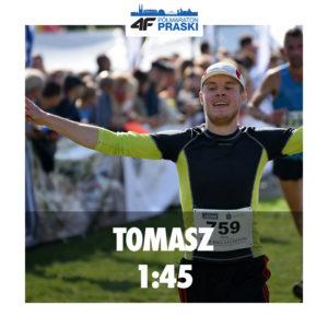 Tomasz Zinko 1:45