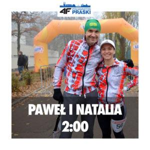 Paweł Żuk, Natalia Tejchma 2:00