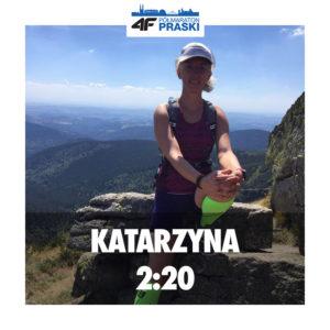 Katarzyna Bednarska 2:20
